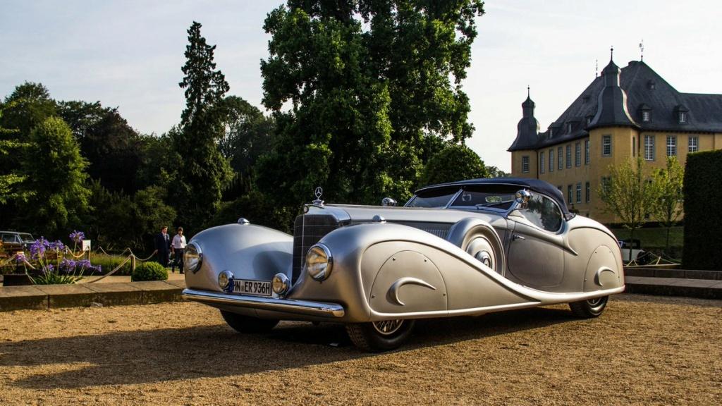Mercedes-Benz 500K Erdmann and Rossi Streamline Roadster  - 1936  D3ousk10