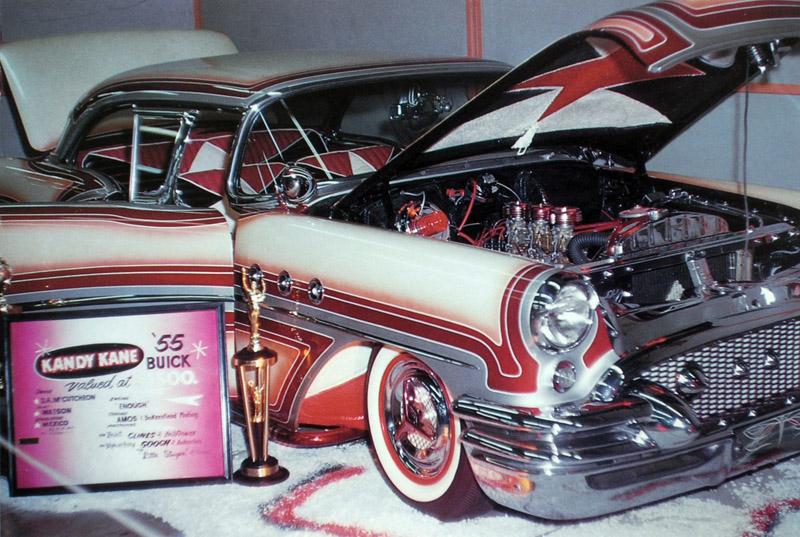 1955 Buick - Candy Kane - Delmar McCutcheon Del-ma11