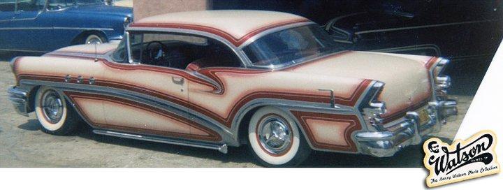 1955 Buick - Candy Kane - Delmar McCutcheon Delmar10