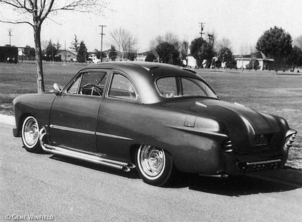 1950 Ford - Dick Fletcher - Gene Winfield Dickfl11