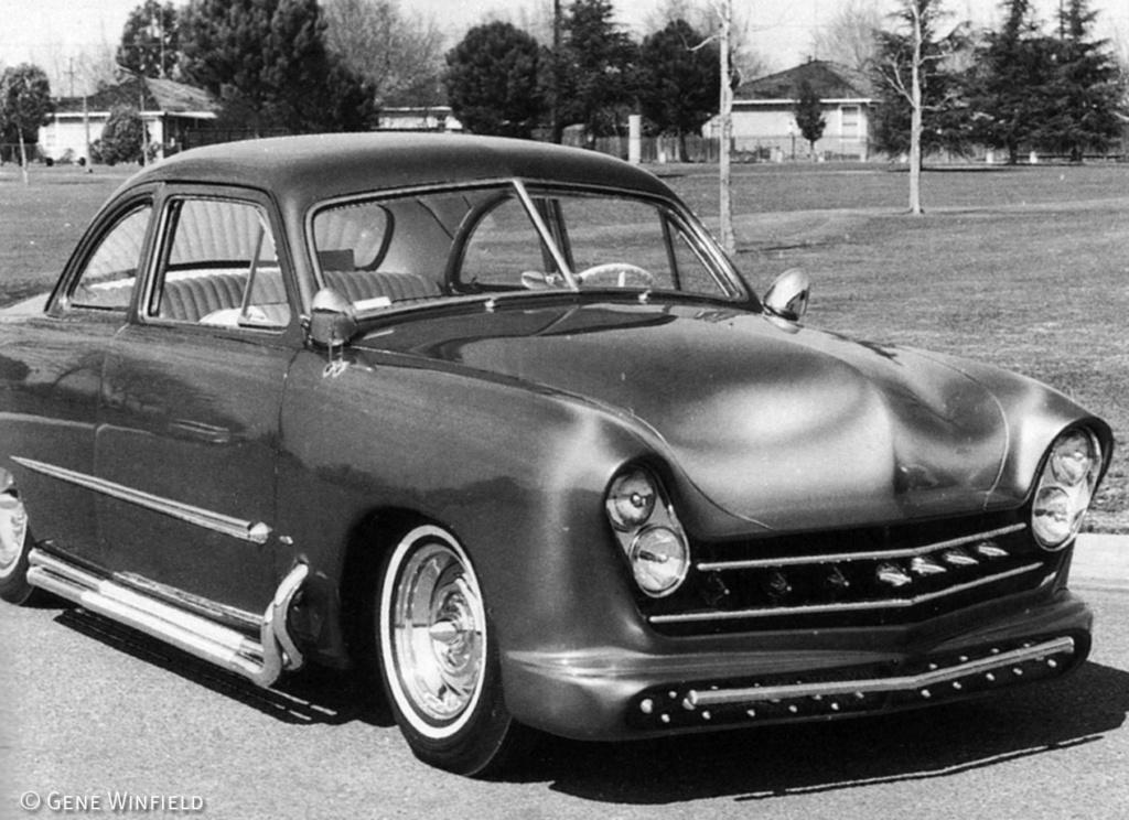 1950 Ford - Dick Fletcher - Gene Winfield Dickfl12