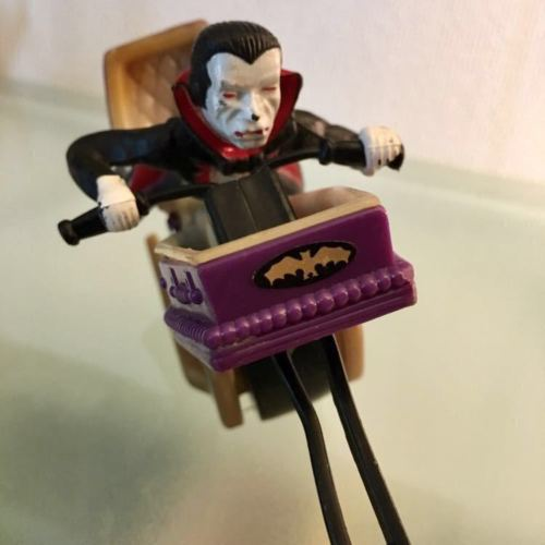 1978 Collectible IDEAL SCARE CYCLES MONSTER Dracula Draac510
