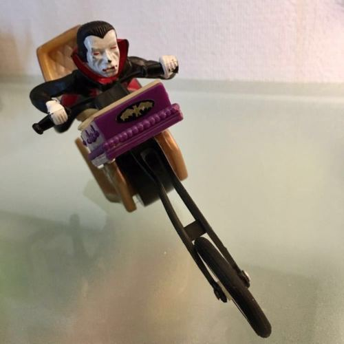 1978 Collectible IDEAL SCARE CYCLES MONSTER Dracula Drac310