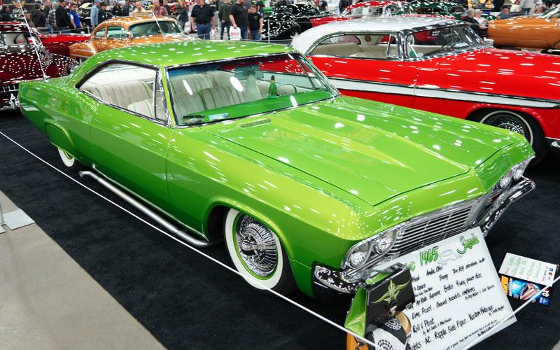 Chevrolet 1965 - 1968 custom & mild custom Dsc01015