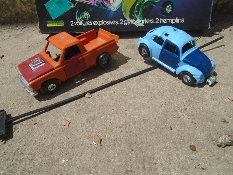 Giro-Jet - Kenner SSP - Cascadeurs - VW Coccinelle & Pick Up Dodge Dsc02036
