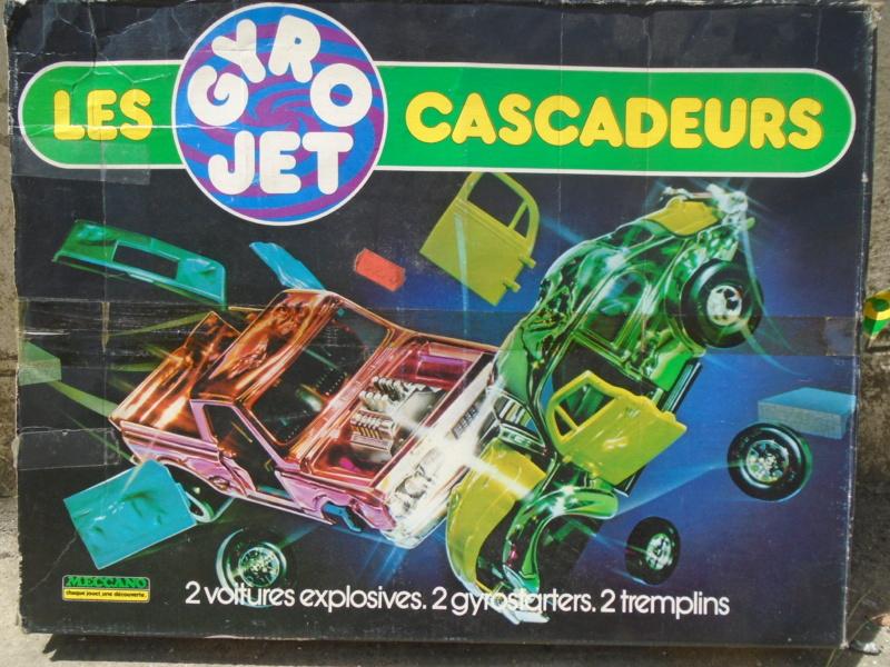 Giro-Jet - Kenner SSP - Cascadeurs - VW Coccinelle & Pick Up Dodge Dsc02037
