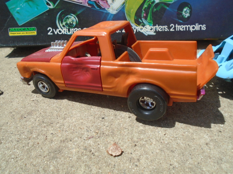 Giro-Jet - Kenner SSP - Cascadeurs - VW Coccinelle & Pick Up Dodge Dsc02038