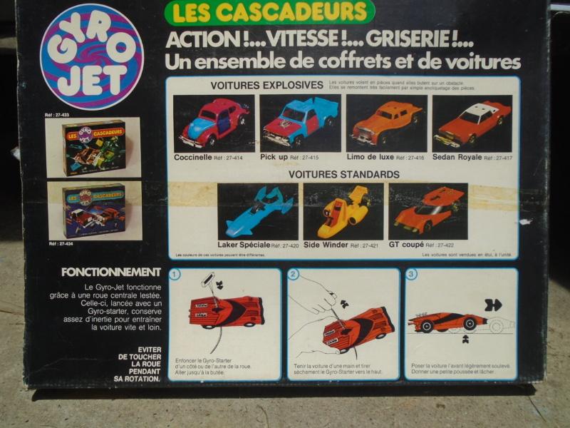 Giro-Jet - Kenner SSP - Cascadeurs - VW Coccinelle & Pick Up Dodge Dsc02041