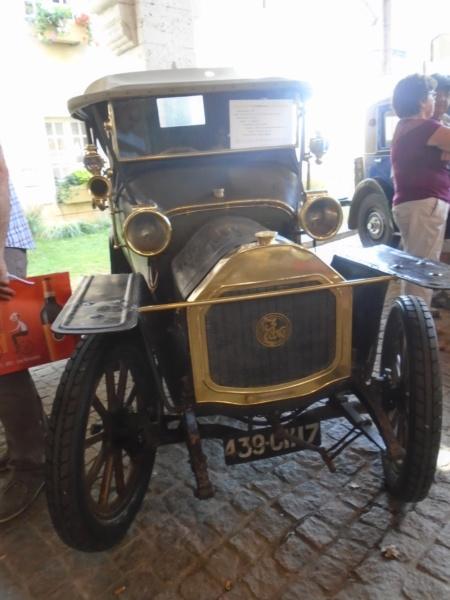 Bazas bourse et concentration de véhicules de collection - Juillet 2018 Dsc02260