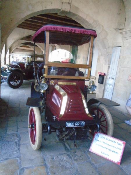 Bazas bourse et concentration de véhicules de collection - Juillet 2018 Dsc02270