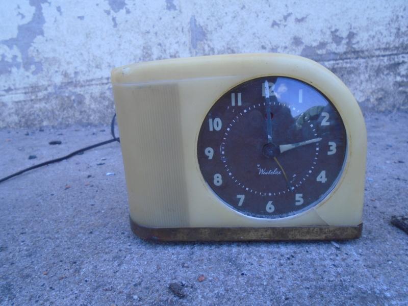 Horloges & Reveils fifties - 1950's clocks - Page 3 Dsc02510