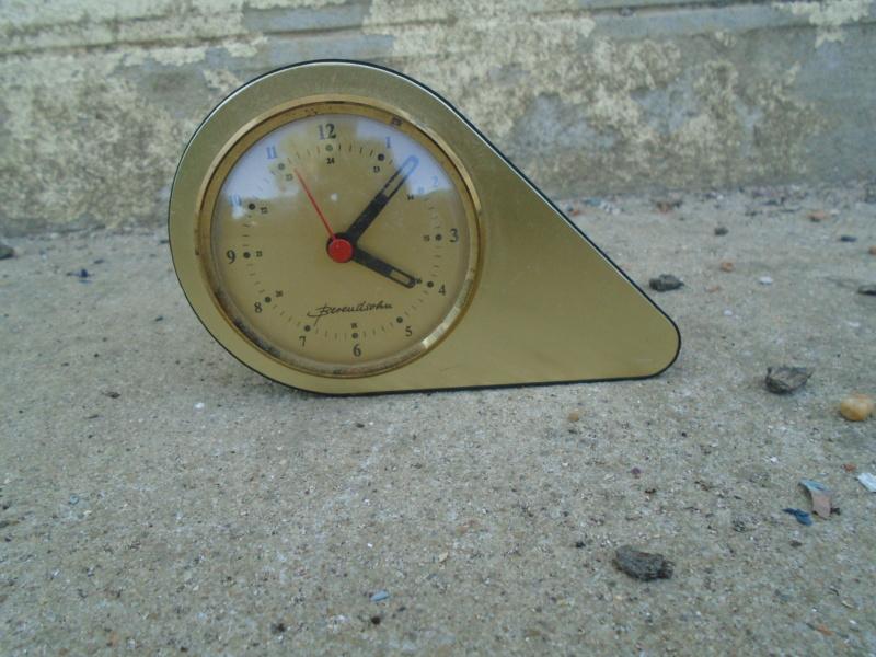 Horloges & Reveils fifties - 1950's clocks - Page 3 Dsc02635