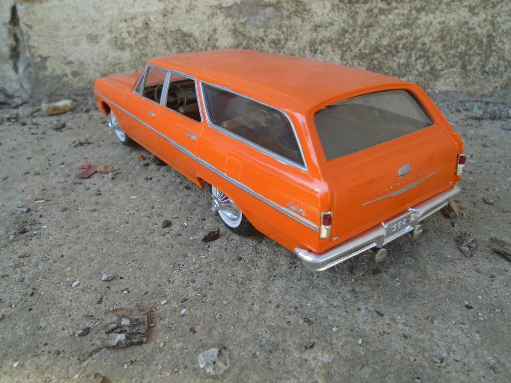 1964 Chevrolet Chevelle Station Wagon - Customizing kit - Amt Dsc03411