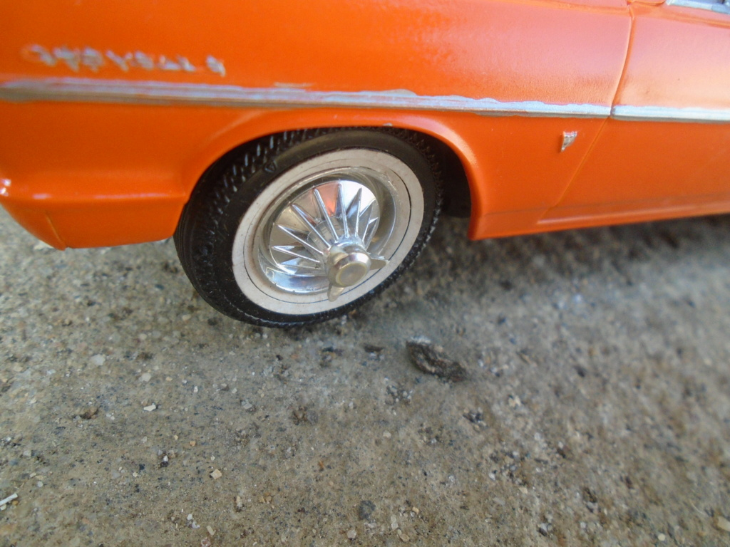 1964 Chevrolet Chevelle Station Wagon - Customizing kit - Amt Dsc03413