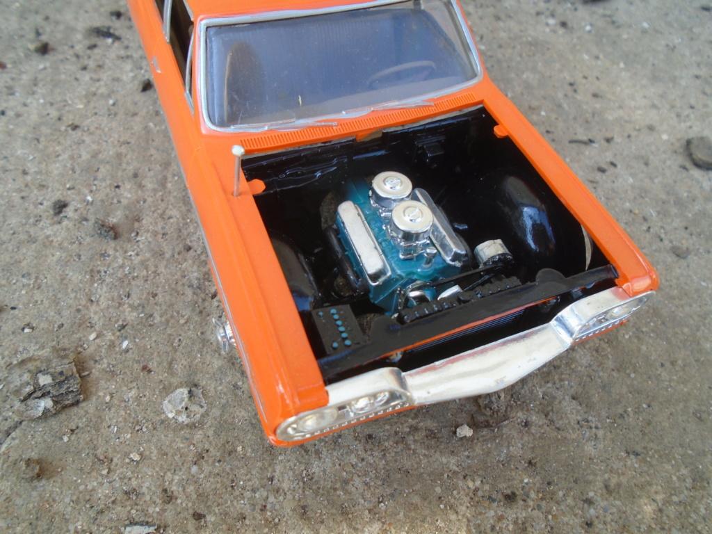 1964 Chevrolet Chevelle Station Wagon - Customizing kit - Amt Dsc03414