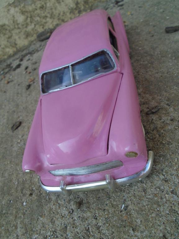 1951 Chevrolet Fleetline - amt - 1/25 scale Dsc03519