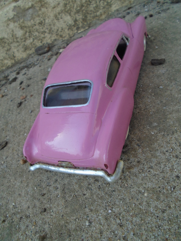 1951 Chevrolet Fleetline - amt - 1/25 scale Dsc03520