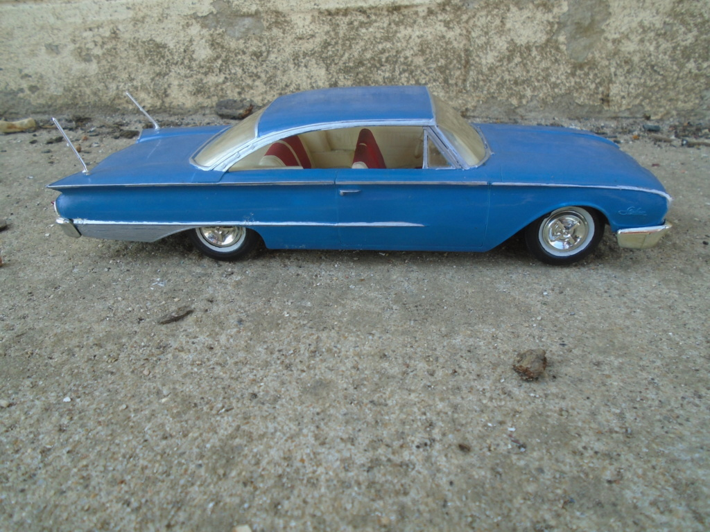 1960 Ford coupe - Customizing Kit - amt / Smp Dsc03527