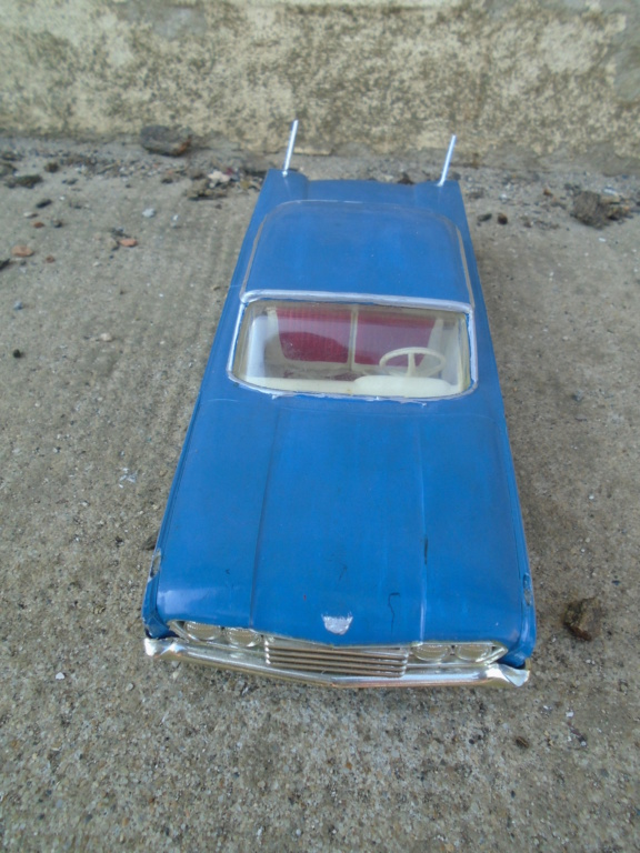 1960 Ford coupe - Customizing Kit - amt / Smp Dsc03531