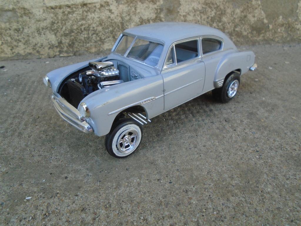 1951 Chevrolet Fleetline - amt - 1/25 scale Dsc03616
