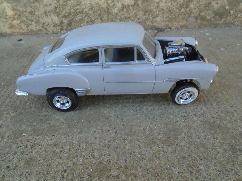 1951 Chevrolet Fleetline - amt - 1/25 scale Dsc03617