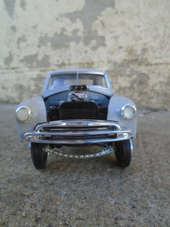 1951 Chevrolet Fleetline - amt - 1/25 scale Dsc03619