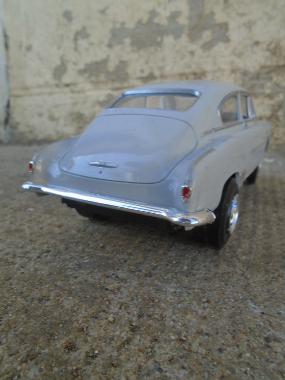 1951 Chevrolet Fleetline - amt - 1/25 scale Dsc03620