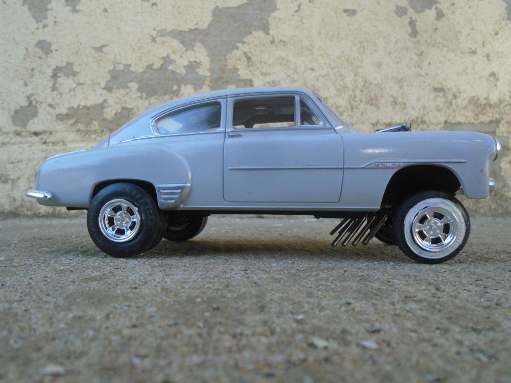 1951 Chevrolet Fleetline - amt - 1/25 scale Dsc03621