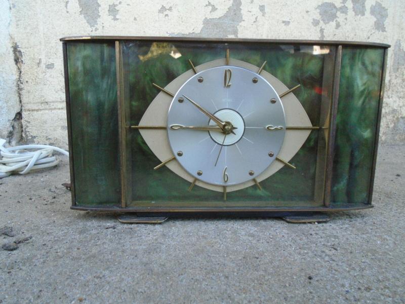 Horloges & Reveils fifties - 1950's clocks - Page 3 Dsc03711