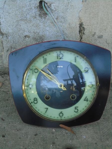 Horloges & Reveils fifties - 1950's clocks - Page 3 Dsc03714