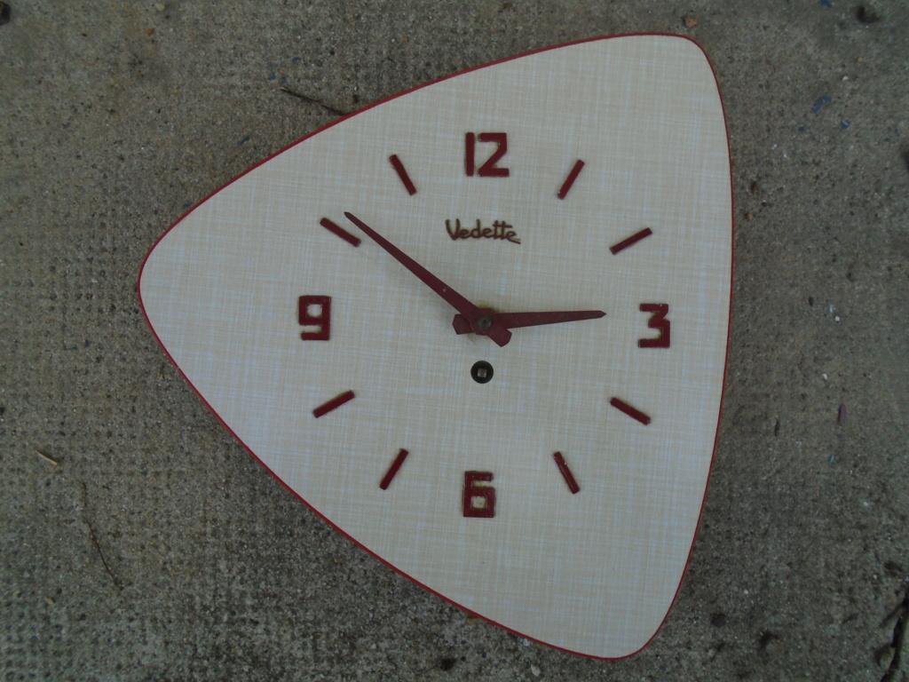 Horloges & Reveils fifties - 1950's clocks - Page 4 Dsc03810
