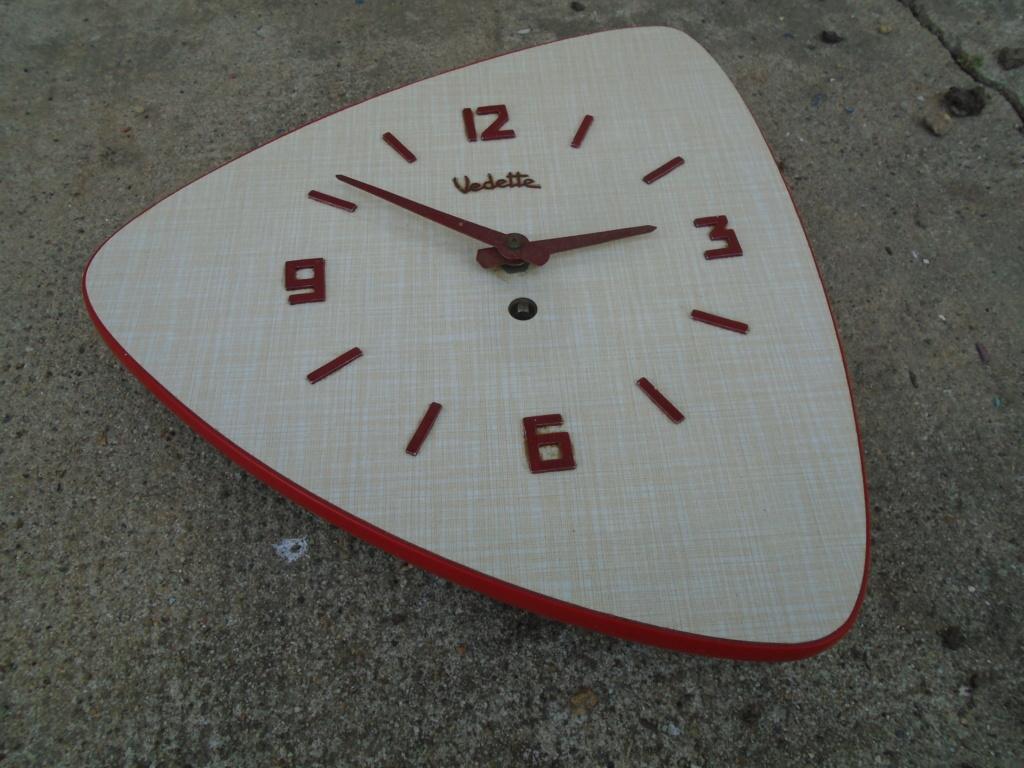Horloges & Reveils fifties - 1950's clocks - Page 4 Dsc03811