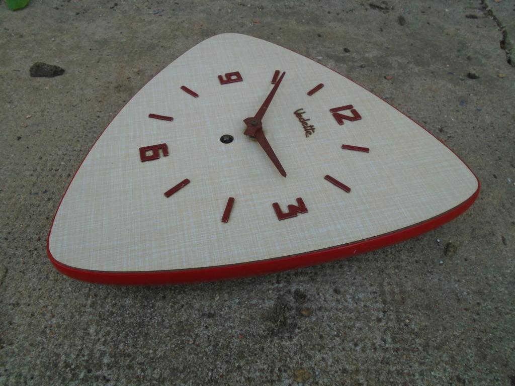 Horloges & Reveils fifties - 1950's clocks - Page 4 Dsc03812