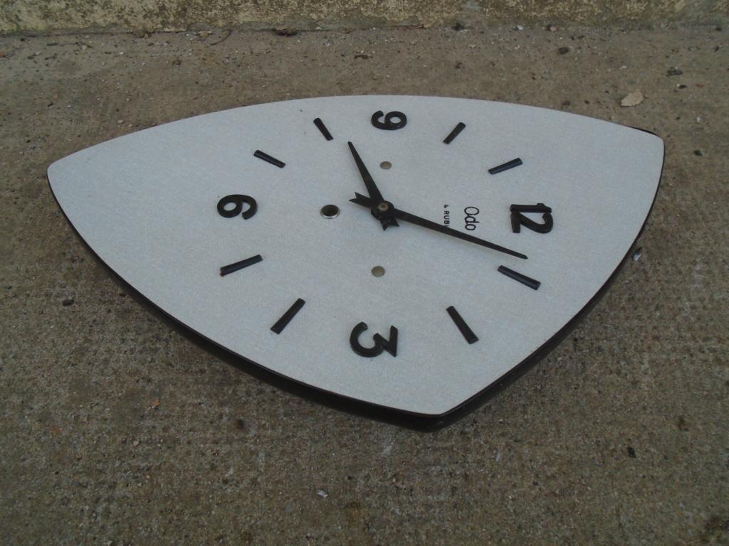 Horloges & Reveils fifties - 1950's clocks - Page 4 Dsc03818