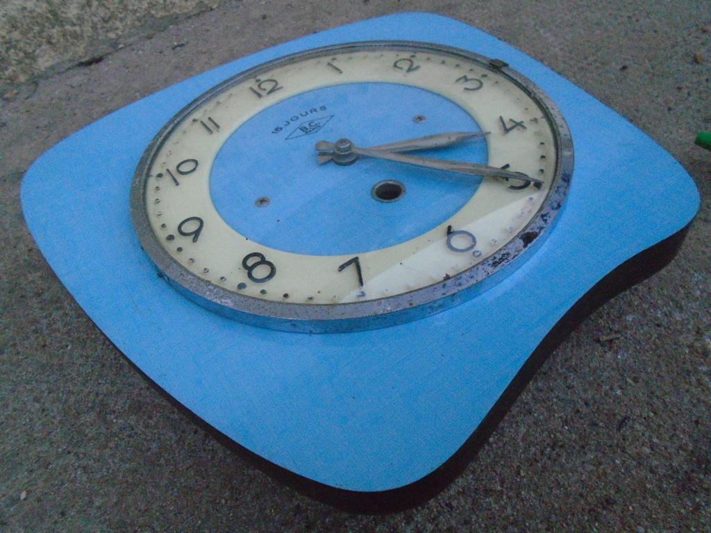 Horloges & Reveils fifties - 1950's clocks - Page 4 Dsc03820