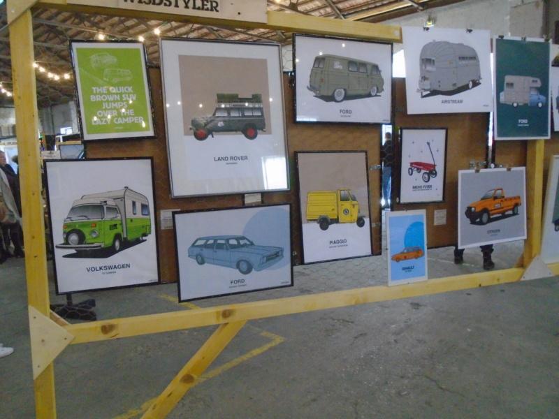 Dimanche 4 Novembre 2018 - rassemblement auto collection espace Darwin - exposition l'Image organisée par Wine & Water Bordeaux - Espace Darwin Dsc04053