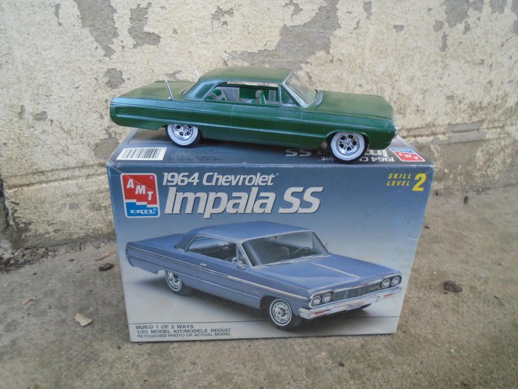 1964 Impala SS - amt - Customizing kit - annual - 1/25 scale  Dsc04318