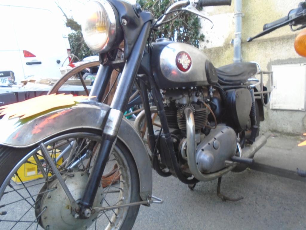 Bourse auto moto de Damazan  (47) Janvier 2019 Dsc04526