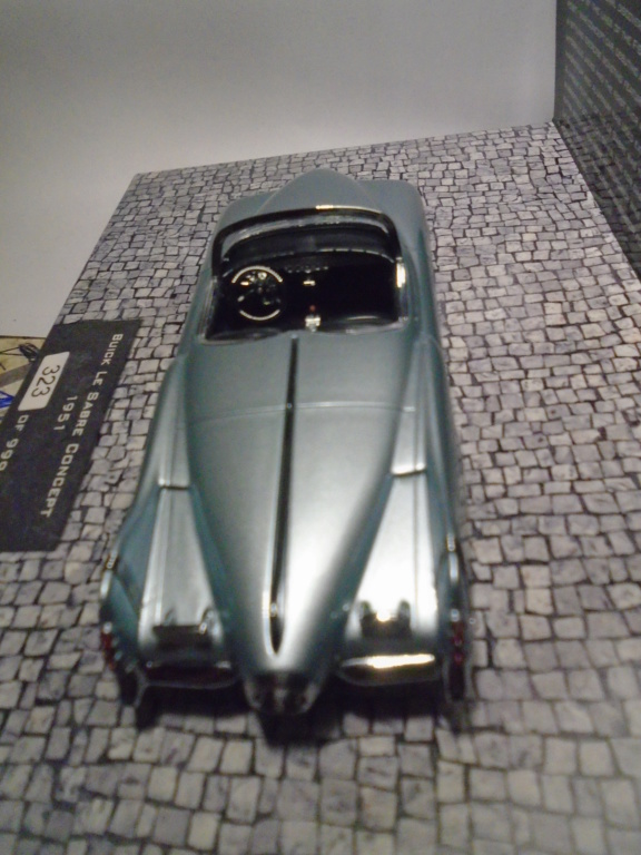 Minichamps Dream cars to the 1950's - concept car to the Motorama and other - 1/43 scale and 1/18 scale Dsc04719