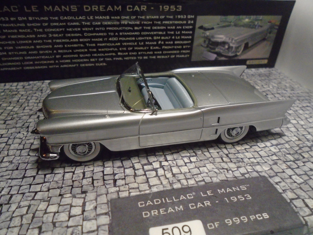 Minichamps Dream cars to the 1950's - concept car to the Motorama and other - 1/43 scale and 1/18 scale Dsc04730