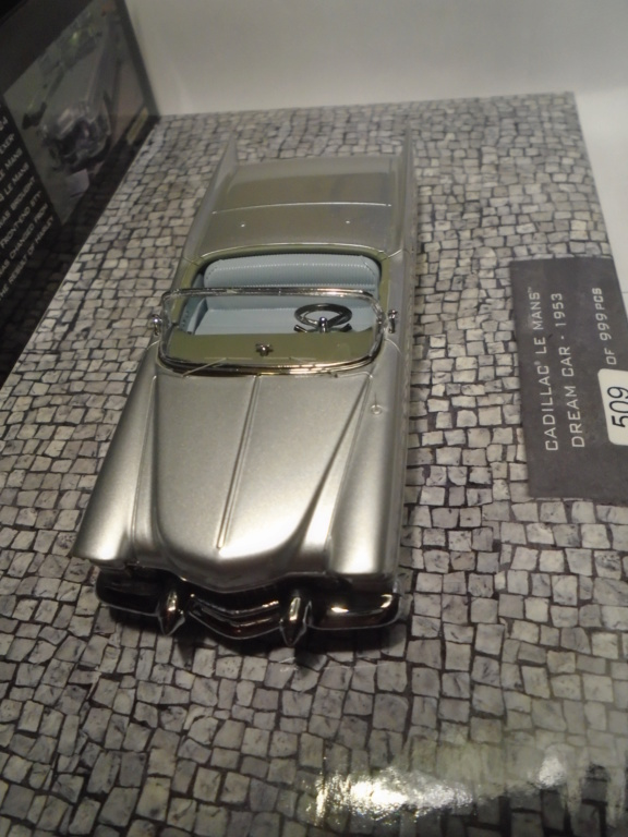 Minichamps Dream cars to the 1950's - concept car to the Motorama and other - 1/43 scale and 1/18 scale Dsc04732