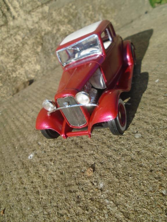 1932 Ford 5 Window - The Deuce - Amt Dsc04970