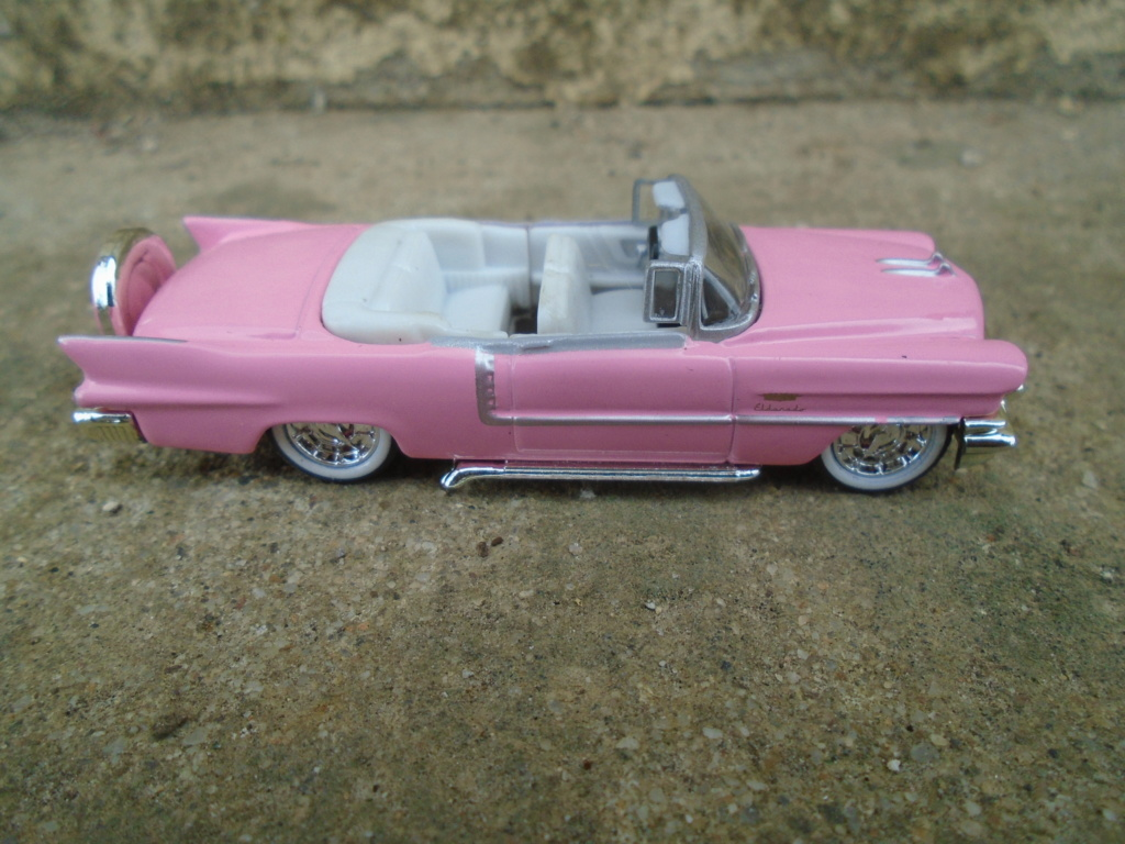 Cadillac Eldorado 1956 - Matchbox Dsc06114