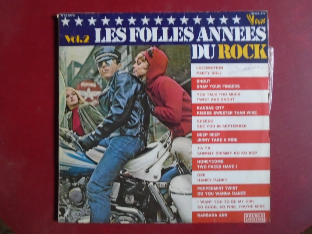 Records with car or motorbike on the sleeve - Disques avec une moto ou une voiture sur la pochette Dsc06614