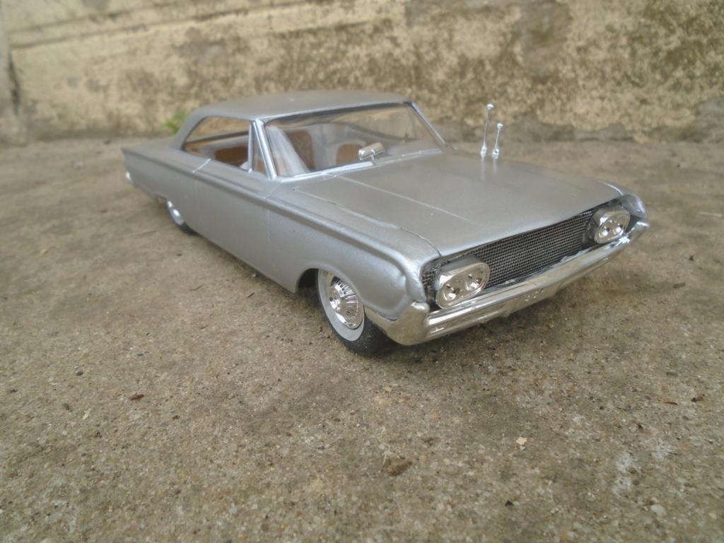 1964 Mercury Marauder Hardtop - Customizing kit - Amt Dsc07910