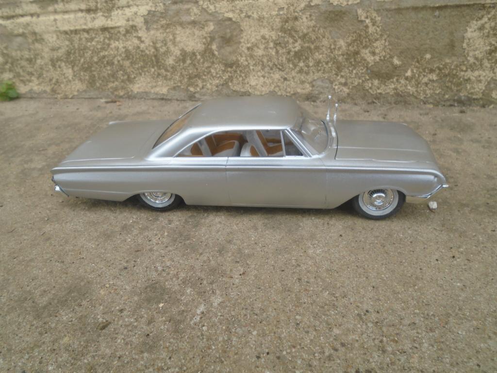 1964 Mercury Marauder Hardtop - Customizing kit - Amt Dsc07911