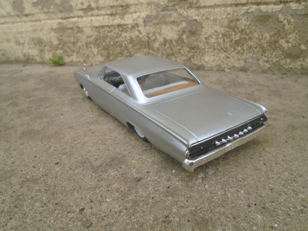 1964 Mercury Marauder Hardtop - Customizing kit - Amt Dsc07912