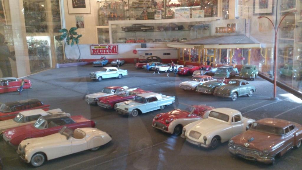 Visite au Tin Toys Museum de Yokohama (Japon) -Janvier 2019 Dsc_3510