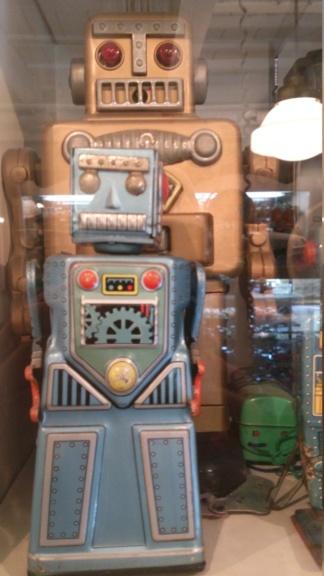 Visite au Tin Toys Museum de Yokohama (Japon) -Janvier 2019 Dsc_3513