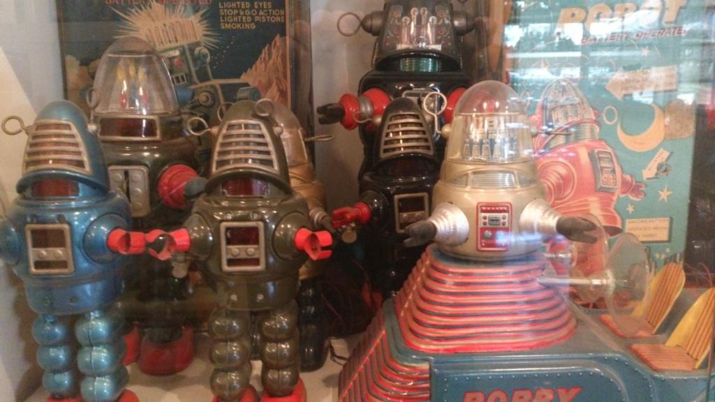 Visite au Tin Toys Museum de Yokohama (Japon) -Janvier 2019 Dsc_3514